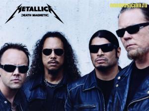 Metallica. Метал, не поддающийся ржавчине