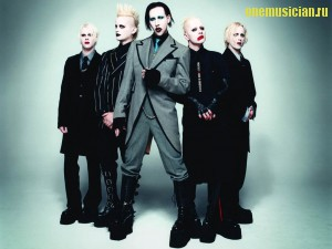 Marilyn Manson. Красавцы и чудовища