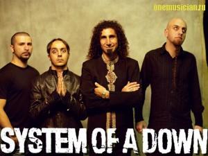 System of a down. Система рока